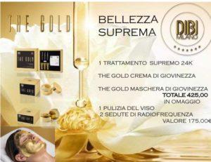 DIBI GOLD BELLEZZA SUPREMA