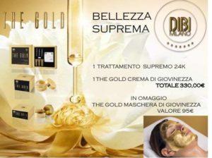 THE GOLD DIBI BELLEZZA SUPREMA
